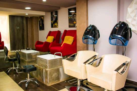 Executive Saloon & Barber Shop for Sale
