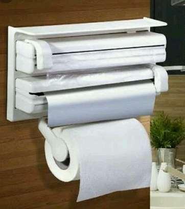 Triple paper dispenser image 1