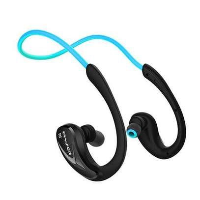 Awei A880BL Wireless Bluetooth V4.0 Headphones Sports Stereo Earphones image 5