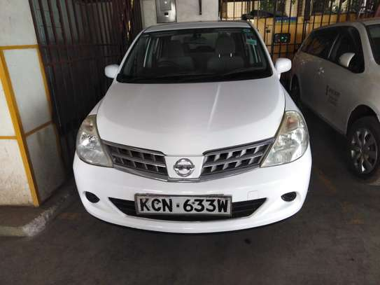 Nissan Tiida for Hire