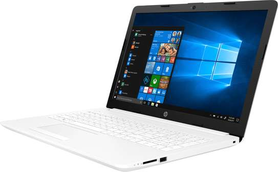 HP NoteBook15 AMD A4-9125 2.3GHz 8GB RAM 256GB SSD, With Radeon™ R3 Graphics, Win10Pro-White image 1