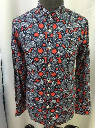 Long Sleeved Floral Shirt image 1