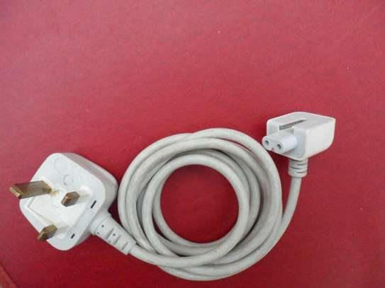 UK Power Adapter Extension Cable/Cord for Apple Macbook Pro 13/15/17 image 2