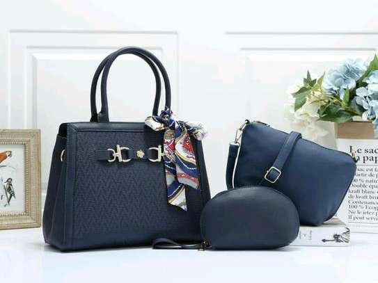 Leather handbags image 1