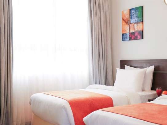 Furnished 2 bedroom apartment for rent in Parklands image 9