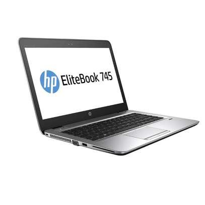 "Hp Elitebook 745 G4 - A10 Pro-8730b / 2.4 Ghz - Win 10 Pro 64-Bit - 4 Gb Ram - 500 Gb Hdd - 14"" - Radeon R5 GraphicsHp Elitebook 745 G4 - A10 Pro-8730b / 2.4 Ghz - Win 10 Pro 64-Bit - 4 Gb Ram - 500 Gb Hdd - 14"" - Radeon R5 Graphics"