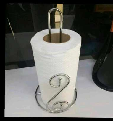2 pieces kitchen roll holders image 1