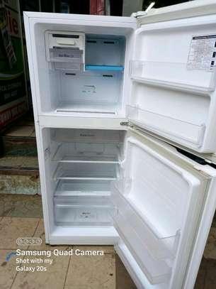 Samsung double door fridge image 1
