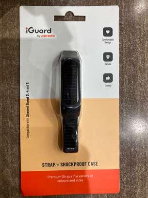 Porodo iGuard Mi Band 3/4 & 5 Nylon Protective Case and Nylon Strap image 4