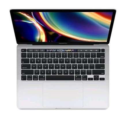 APPLE MACBOOK PRO CORE I5 10TH GEN 16GB RAM 512GB SSD 13.3″ SILVER image 1