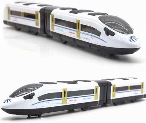 flash electronic train image 1