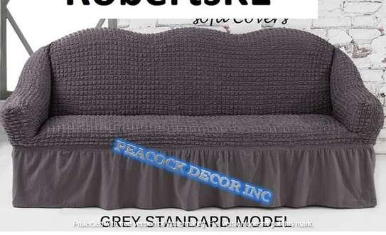 Stretch Spandex Sofa Cover image 1