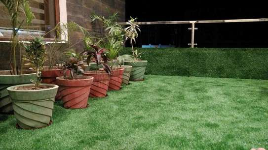 hot selling artificial carpet grass image 9