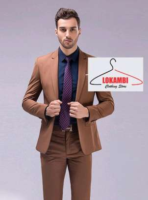 Coffee Brown Suits