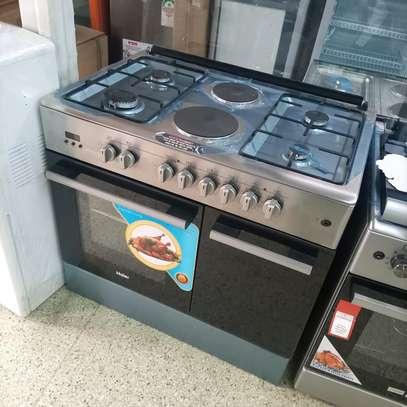 Six burner cooker image 1