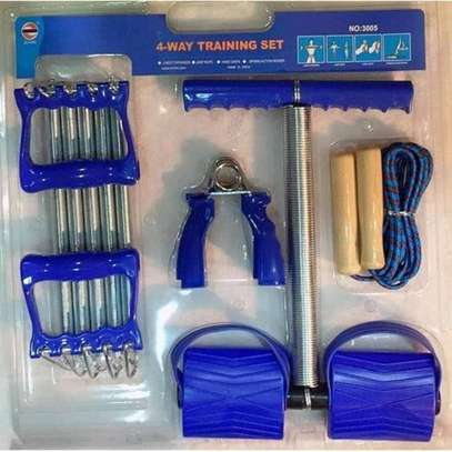 Four Way Family Training Set