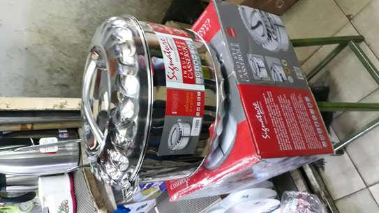 20litre signature hot pot/stainless steel hot pot/20litre hot pot image 2
