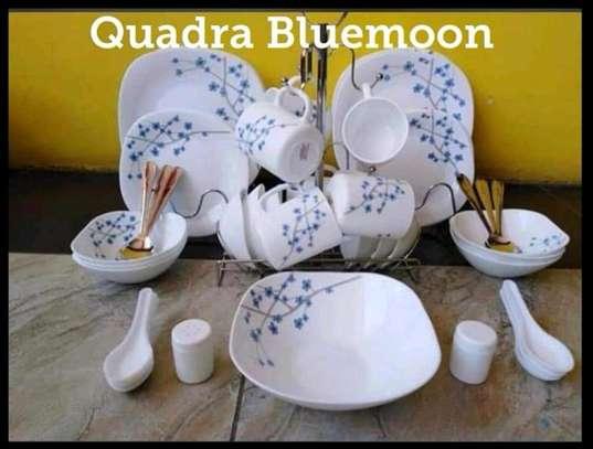 39pcs Quadra Dinner sets image 10