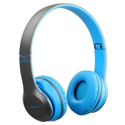 P47 Bluetooth head set image 1