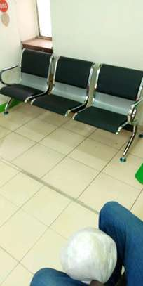 3 seater airport reception seat