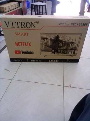Vitron 43 smart tv image 1
