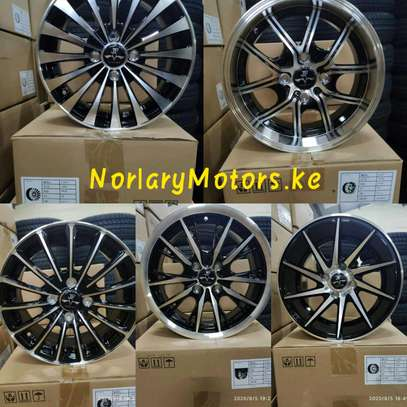 Rims all designs and sizes available image 1