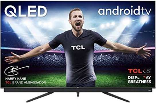 TCL 55 inches C8 Q-LED Android Smart UHD-4K Digital TVs 55C815 image 2