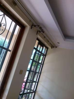 modern' curtain rods image 4