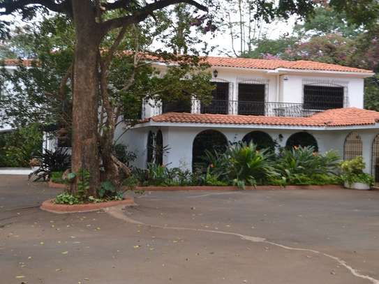 Muthaiga Area - House