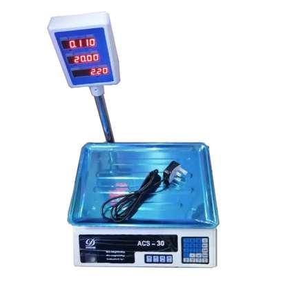 ACS 30 Digital Price Computing Weighing Scale image 1