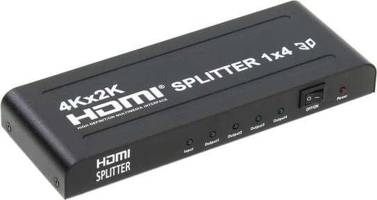 HDMI SPLITTER HDV- 141H image 1