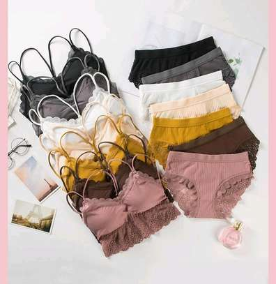 Sexy lingerie set image 1