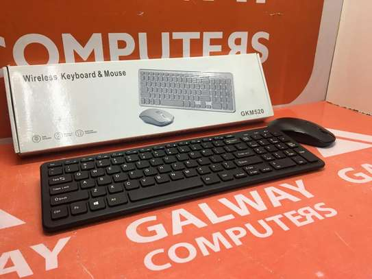 Wireless Keyboard Mini and Numerical / Full Keyboard image 1