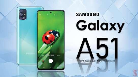 SAMSUNG GALAXY A51 8GB RAM image 2