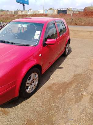 Vw Golf 2.0 in mint condition