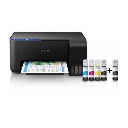 All-in-One Ink Tank Printer Epson EcoTank L3111 (Black) image 1