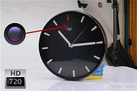Wall Clock CCTVs