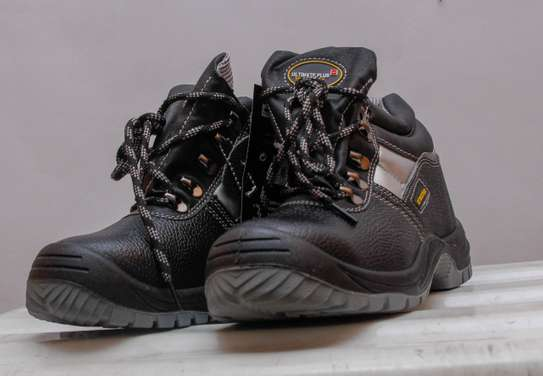 Safety Boots @ wholesale prices- (Ce Approved)-All sizes available image 2