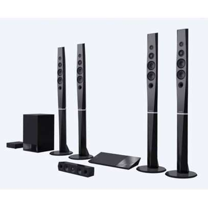 Sony Blu ray HomeTheatre BDV-N9200W BLACK COLOUR