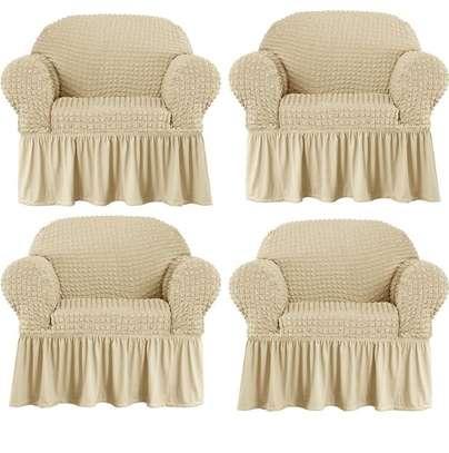 Stretch Spandex Sofa Cover image 10