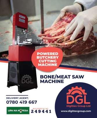 Meat /bone saw image 2