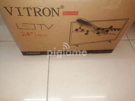 VITRON 24 INCHES DIGITAL LED TV image 2