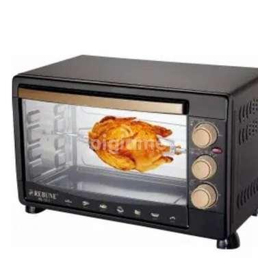 Nunix 20L Electric Rotisserie Oven image 3