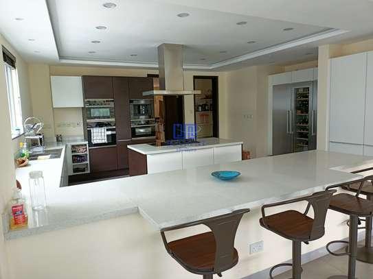 Furnished 4 bedroom apartment for rent in General Mathenge image 7