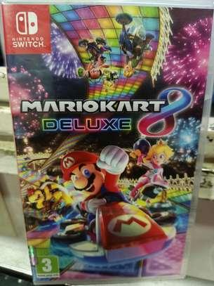 Mariokart 8 Deluxe image 1