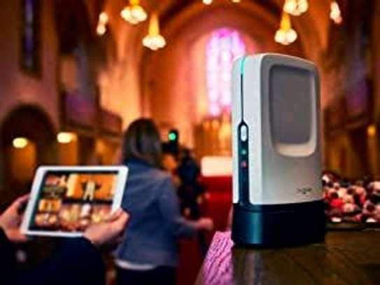 SlingStudio Hub - Bundle with 1 Pack CameraLink, USB-C Expander, Battery image 1