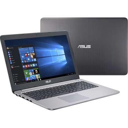 "Asus K501U Corei7 10GB 512GB SSD 2GB Nvidia GeForce GTX 960M Win 10 15"" Glacier Grey (6th gen)"