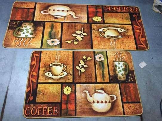 2 in 1 Kitchen long mat /bedside mat /corridor mat image 2