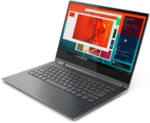 "Lenovo YOGA C930-13IKB 2-IN-1 Core™ i7-8550U 1.8GHz 256GB SSD 16GB 13.9"" (1920x1080) IPS TOUCHSCREEN BT WIN10 Webcam Backlit Keyboard FP Reader.Gray image 3"