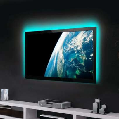 Dream color USB  led strip with music mode and Bluetooth app control image 2